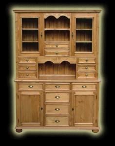 Fenyő Alexander tálaló szekrény