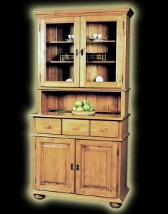 Fenyő Andrea tálaló szekrény