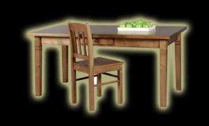 Fenyő Irene asztalok
