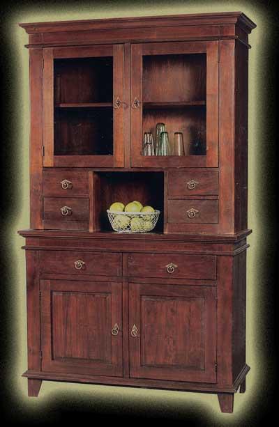 Glória tálaló szekrény